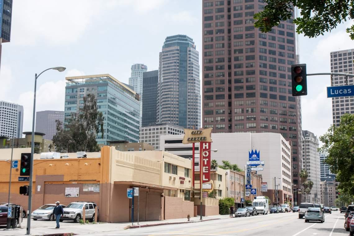 Central City West District